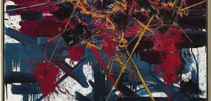 The Brilliance of Post-War Abstraction: A Selection of Modern Art Spring Auctions